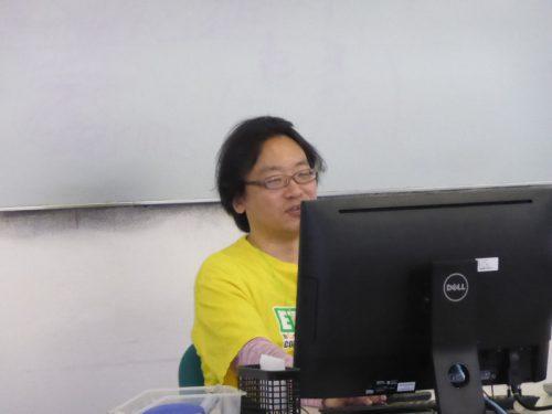 写真:プロジェクトマネジメントことはじめ(入門編)の様子