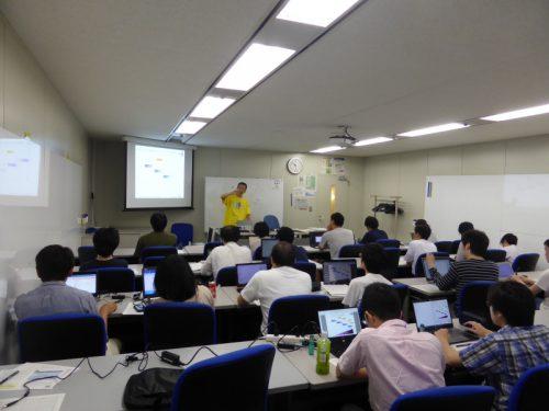 写真:ソフトウェア開発プロセス~目的指向開発の重要性~の様子