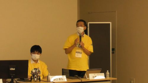 写真:セミナーセッション第四部担当岩橋氏